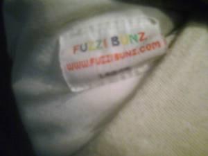 Old-style, original Fuzzibunz--can't bust 'em!